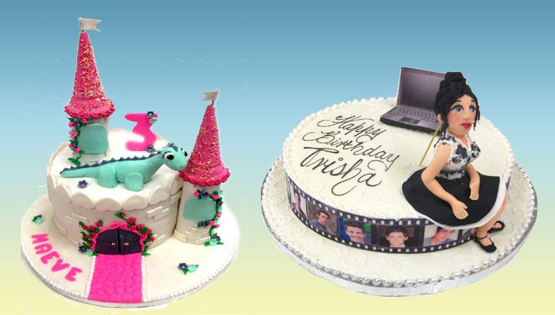 Decor Cakes Custom Wedding Cakes